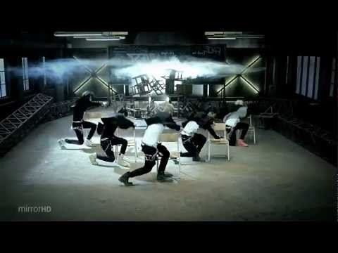 NUEST - Face mirrored Dance ver.