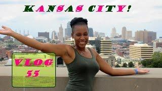 Things To Do in Kansas City Part 1 7.30.2016 vlog55