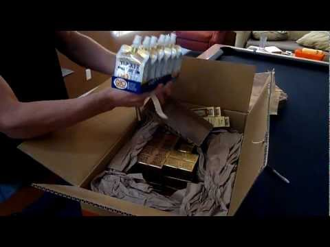 Yunker Energy Package Unboxing