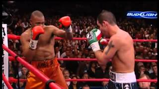 Calzaghe vs Roy