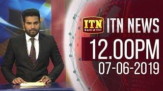 ITN News 2019-06-07 | 12.00 PM