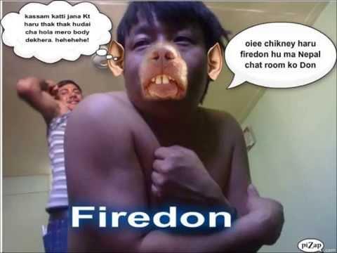 Yahoo Nepali Chatter Firedon video