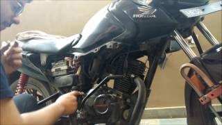 how to adjust clutch lever of honda livo in hindi  talking about clutch plate problems