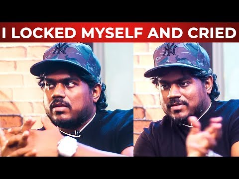 Yuvan Emotional Talk : I locked myself in the room and cried -  RS 01