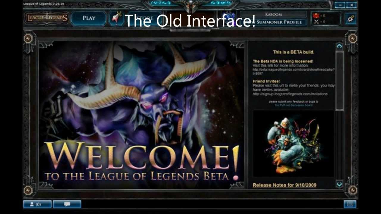 How To Make Builds On New League Client