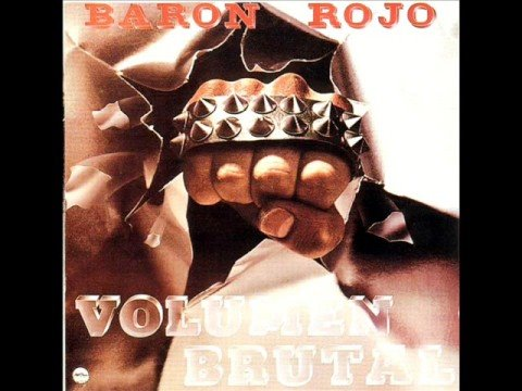 Baron Rojo - El Baron Vuela Sobre Inglaterra
