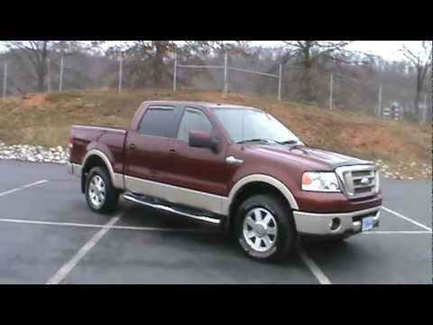 Ford F150 King Ranch >> FOR SALE 2007 USED FORD F-150 KING RANCH 4X4 STK# P6723A ...