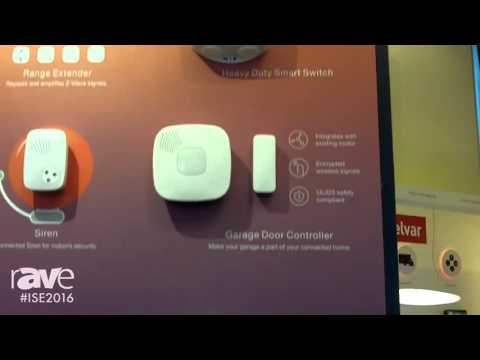 ISE 2016: Aeotec Gives rAVe Information on Their Connected Home Devices