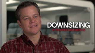 """Downsizing (2017) - """"What is Downsizing?"""" Featurette - Paramount Pictures"""