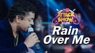 Rain Over Me | FM Derana Attack Show Studio | Sahara Flash