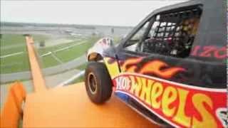 Hot Wheels World Record Long Jump Indianapolis500