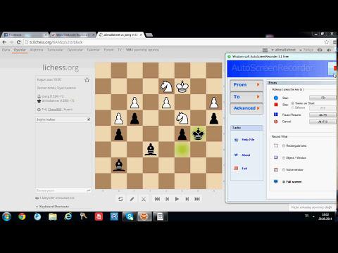 at mı daha önemli fil mi? satranç oyunu üzerinden anlatım alimallah.net chess club
