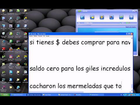 INTERNET GRATIS FREECONEXION ENTEL MOVISTAR CLARO