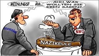 Nazikeule als Waffe gegen hinderliches Nationalbewusstsein