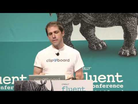 "Fluent 2012: Gary Flake, ""Bookmarklets as Applications"""