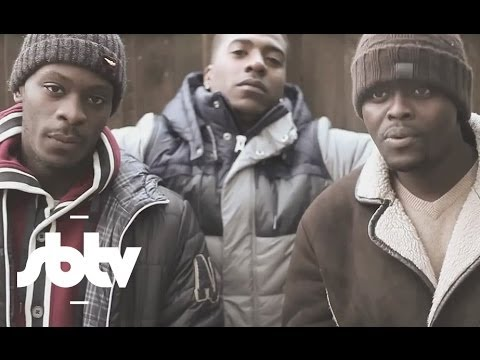 Nines - CR (Grills Shutdown) [Music Video]: SBTV