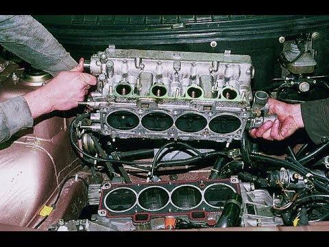Двигатель ваз 2112 ремонт