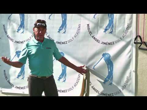Miguel Ángel Jiménez Golf Academy - Potencia tu swing