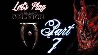 Let's Play Oblivion Part 7 - Purification