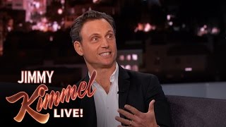 Tony Goldwyn on Valentine's Day