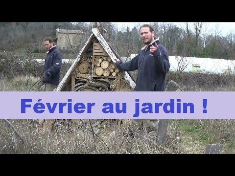 Que faire au jardin en f vrier permaculture agro cologie etc - Que faire au jardin en novembre ...