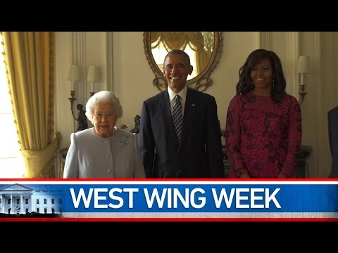 """West Wing Week 4/29/16 or, """"Let's Have a Conversation"""""""
