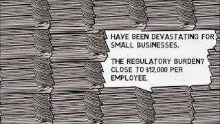 Why Small Businesses Need Regulatory Reform
