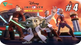 Disney Infinity 3.0 - Star Wars Twilight Of The Republic - Capitulo 4 - 1080pHD