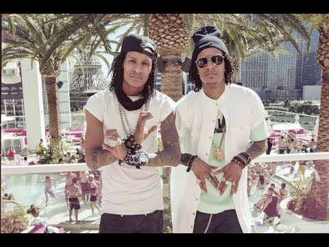 Les Twins at Drai's Pool Party ft. Smart Mark & Skitzo | yakfilms x thefaded.