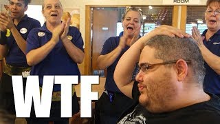 THIS WAS HUMILIATING!!