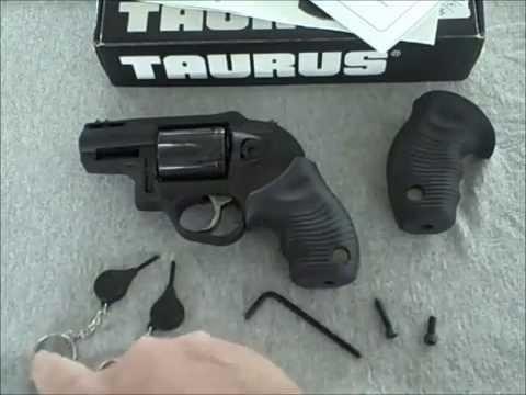 Taurus 605 Protector Poly .357 mag