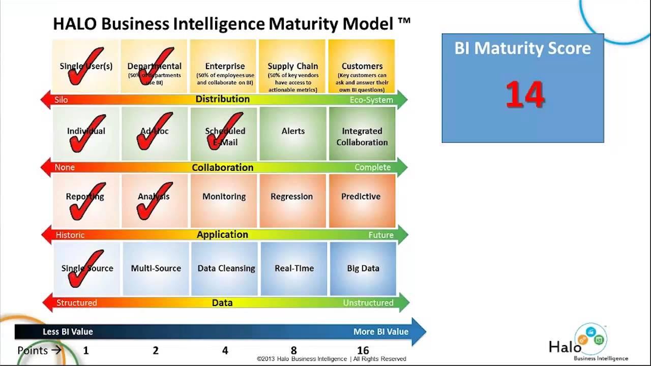 intelligent modeling of e business maturity