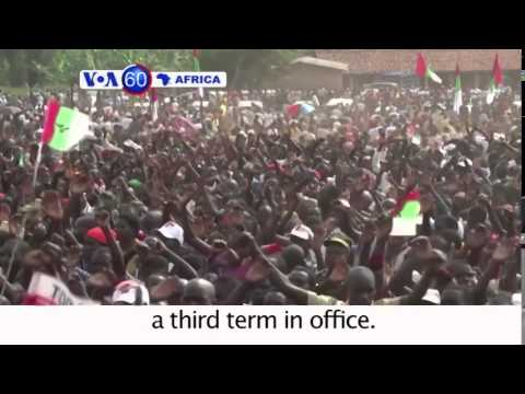 Mali: Tuareg rebels pull out of peace accord monitoring group VOA60 Africa 08-24-2015