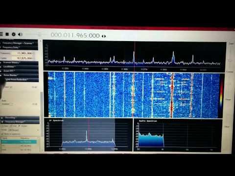 Radio Japan on RTL-SDR in Romania 19:20 UTC