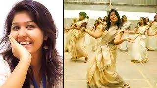 Who is Sheril?  Jimikki Kammal Dance Performance   Overnight Star!   TK 364