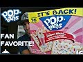 FROSTED STRAWBERRY MILKSHAKE POP TARTS REVIEW mp3