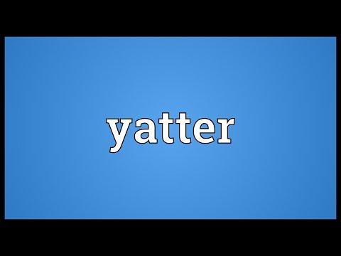 Header of yatter