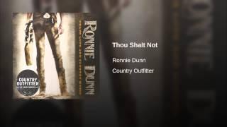 Ronnie Dunn Thou Shalt Not