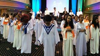 WORSHIP AT DUBAI JOOD PALACE HOTEL - AmlekoTube.com