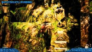 Uncharted Golden Abyss - All Treasure Locations - Chapter 23