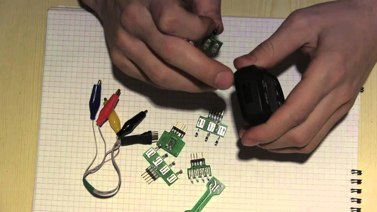 Программатор картриджей своими руками 57