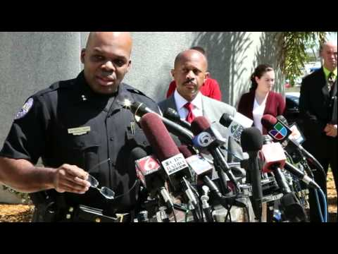 Sanford police chief resigns in wake of Trayvon Martin shooting ...