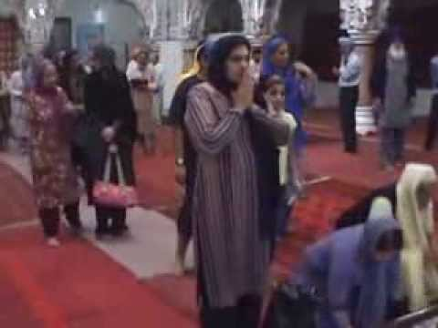 2005.11 (part 4) Bhai Joga Singh Ji Gurdwara Peshawar - Sikh Gurdham Yatra Pakistan video