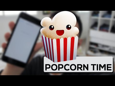 POPCORN TIME PARA IPHONE! (como instalar)