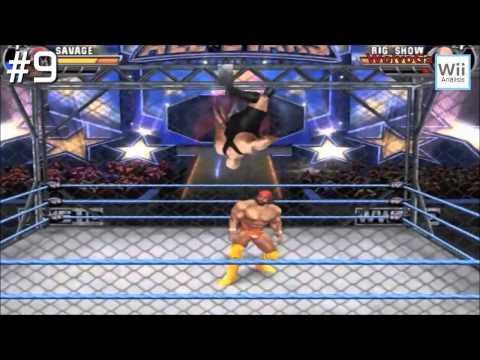 Wii Analisis: Top 10 Juegos de Lucha para Wii Parte 1 (Loquendo)