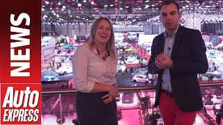 Geneva Motor Show 2019 - the funniest outtakes
