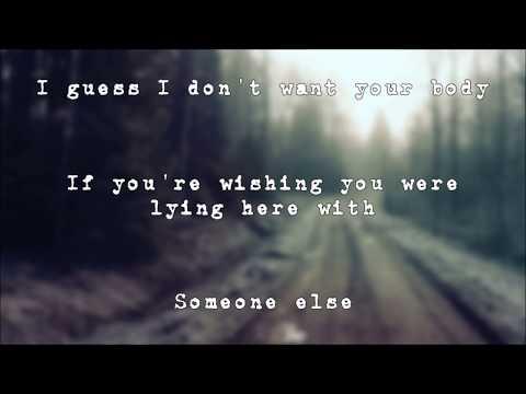 Somebody else lyrics ebony