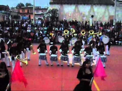 "CEI MARCHING BAND 2011 SALCAJA ""PRESENTACION ESPECIAL"""