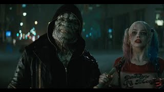 Suicide Squad: Comic Con 2016 Movie Trailer - The Joker, Deadshot, Harley Quinn
