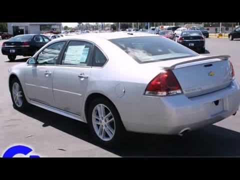 Graff Chevy >> New 2012 Chevrolet Impala - StockID: 6-81695 - Hank Graff Davison, Flint Chevy Dealer - YouTube